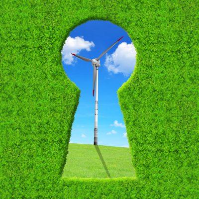 Schlüsselenergie Windkraft